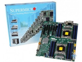 Supermicro X10DAI Mainboard workstation