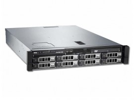 Server Dell R720 2U 8x3.5 inch E5 2670 x2 Ram 32G Raid H710 mini