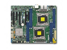 Supermicro X10DAL-I Mainboard workstation