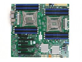 Supermicro X10DAC Mainboard workstation